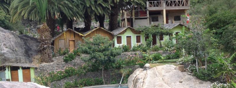 2. Oaza din Sangalle și spirit de aventură în Canionul Colca